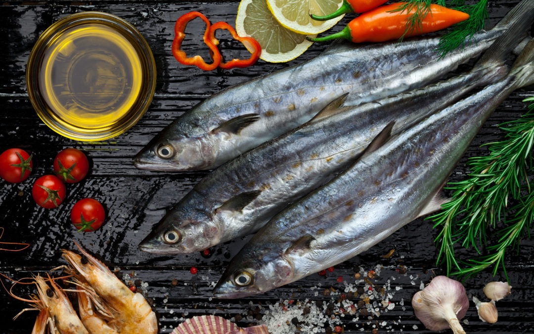 Hey, Looks Like Americans Are Finally Eating More Fish